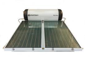 Envirosun TS Plus solar water heaters Australia