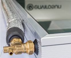 Envirosun solar hot water panel