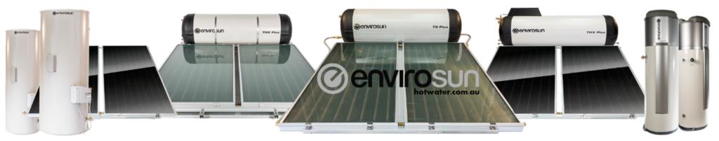Brisbane solar water heaters, Envirosun replace Solahart and rheem